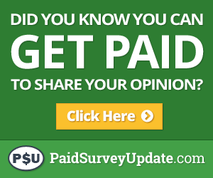 paid survey update