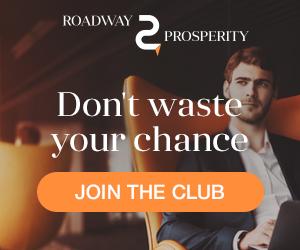Roadway 2 prosperity